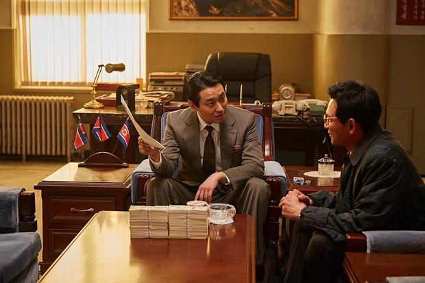 6 phim điện ảnh Hàn tháng 8: Thử Thách Thần Chết 2 sẽ phải dè chừng phim số 2! - Ảnh 11.