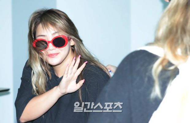 CL (2NE1) nóng bỏng một thời giờ phát tướng đến mức khó nhận ra - Ảnh 4.