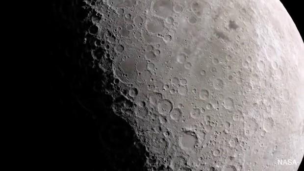 Ngưng hết lại mà ngắm thiên thạch quả óc chó tông trúng Mặt trăng 2 lần trong chưa đầy 24h - Ảnh 3.