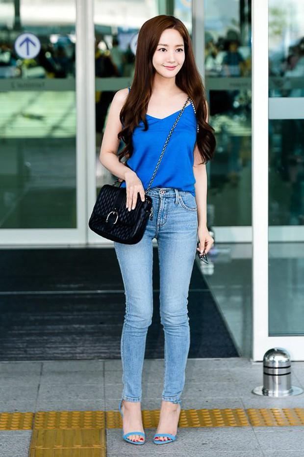 CL, Park Min Young, Yoona: Màn đọ sắc ở sân bay gây tranh cãi - Ảnh 3.