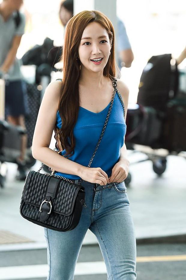 CL, Park Min Young, Yoona: Màn đọ sắc ở sân bay gây tranh cãi - Ảnh 1.