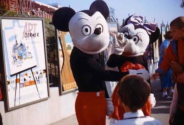 Những hình ảnh chứng minh ngày xưa Disneyland là chỗ để hù dọa trẻ con khóc thét chứ chẳng phải chốn thần tiên hạnh phúc gì - Ảnh 6.
