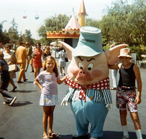 Những hình ảnh chứng minh ngày xưa Disneyland là chỗ để hù dọa trẻ con khóc thét chứ chẳng phải chốn thần tiên hạnh phúc gì - Ảnh 19.