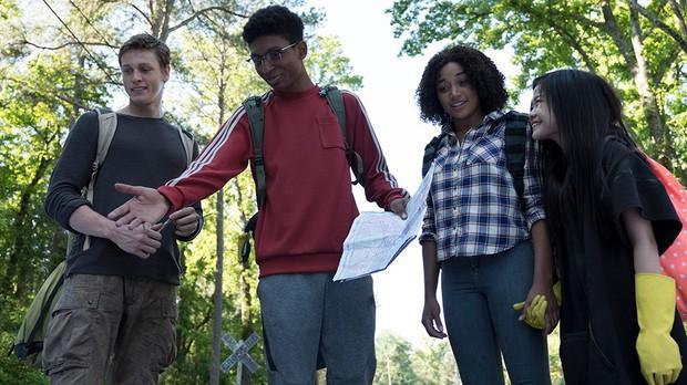 Siêu anh hùng tuổi teen khó cứu nổi phim hậu tận thế The Darkest Minds - Ảnh 2.