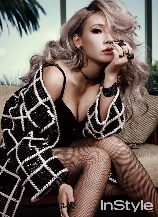 CL (2NE1) nóng bỏng một thời giờ phát tướng đến mức khó nhận ra - Ảnh 7.