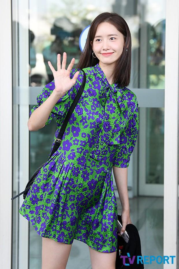 CL, Park Min Young, Yoona: Màn đọ sắc ở sân bay gây tranh cãi - Ảnh 17.