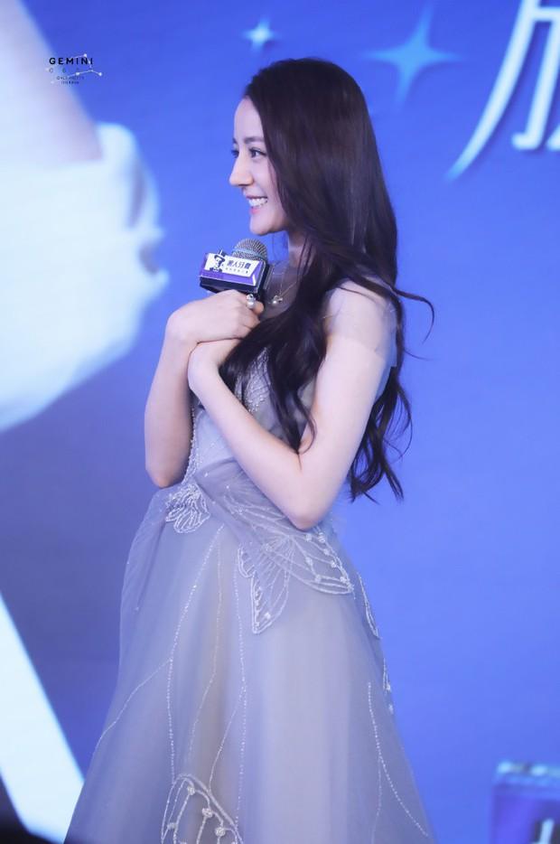 Chỉ một cái vuốt tóc, công chúa hoa tuyết Địch Lệ Nhiệt Ba chứng minh đẳng cấp nữ thần showbiz Hoa ngữ - Ảnh 4.