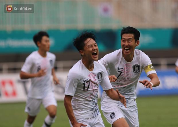 Cầu thủ lập cú đúp cho Olympic Hàn Quốc: Điển trai như Idol và được gọi là truyền nhân của Messi - Ảnh 1.