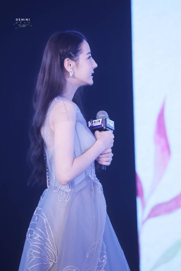 Chỉ một cái vuốt tóc, công chúa hoa tuyết Địch Lệ Nhiệt Ba chứng minh đẳng cấp nữ thần showbiz Hoa ngữ - Ảnh 9.