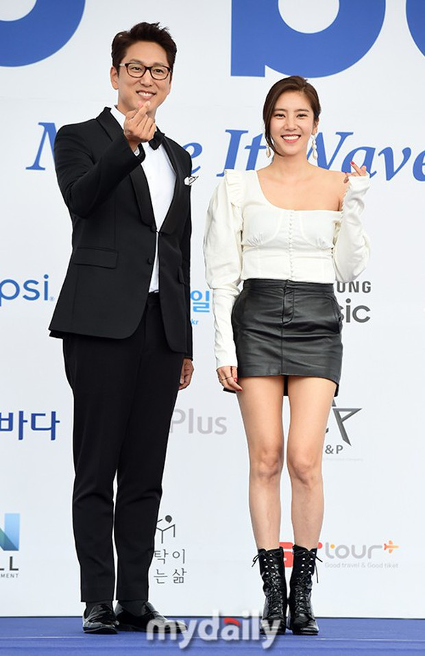 Thảm xanh khủng nhất hội tụ hơn 70 sao Hàn: Sao nhí lột xác khó tin, TWICE lòe loẹt đối đầu Red Velvet sexy - Ảnh 34.
