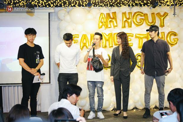 An Nguy tổ chức fan meeting, lừa cả JVevermind, HuyMe, JustaTee đến- Ảnh 6.