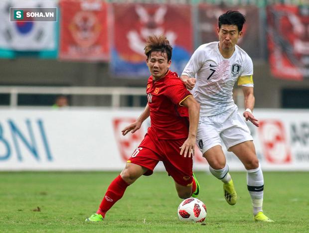 O.Việt Nam vs O. Hàn Quốc: Bố của Son Heung-Min căng thẳng suốt trận - Ảnh 2.