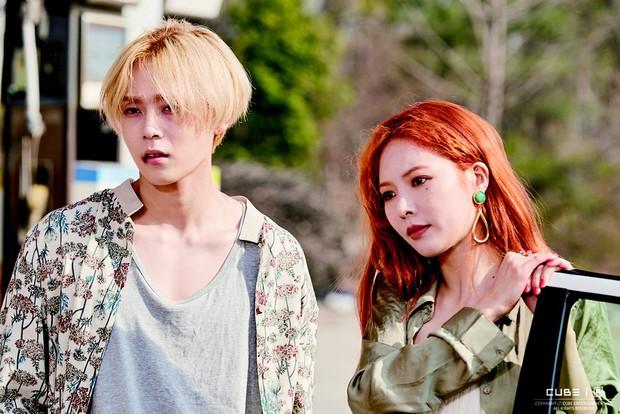 Hết bạn trai, đến lượt HyunA cũng bị Cube đình chỉ mọi hoạt động âm nhạc - Ảnh 2.