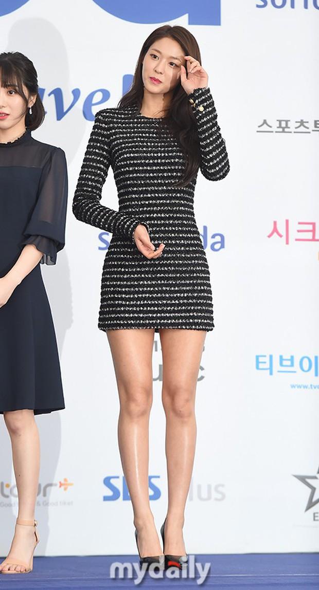 Thảm xanh khủng nhất hội tụ hơn 70 sao Hàn: Sao nhí lột xác khó tin, TWICE lòe loẹt đối đầu Red Velvet sexy - Ảnh 6.