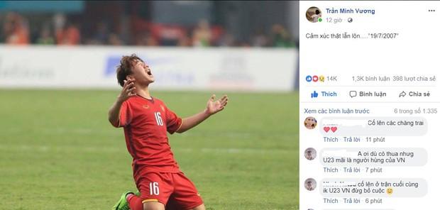 Olympic Việt Nam chia sẻ sau trận thua Olympic Hàn Quốc tại bán kết - Ảnh 3.