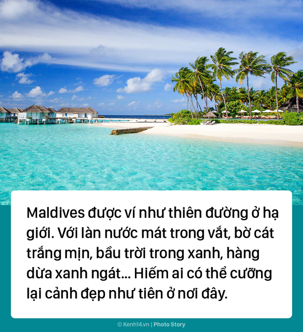 Thiên đường Maldives đối mặt với nguy cơ biến mất khỏi bản đồ thế giới - Ảnh 1.