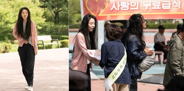 Xu hướng phim Hàn ngay lúc này: Chị đẹp nào cũng bị dìm thành bà thím xấu đến tả tơi - Ảnh 12.