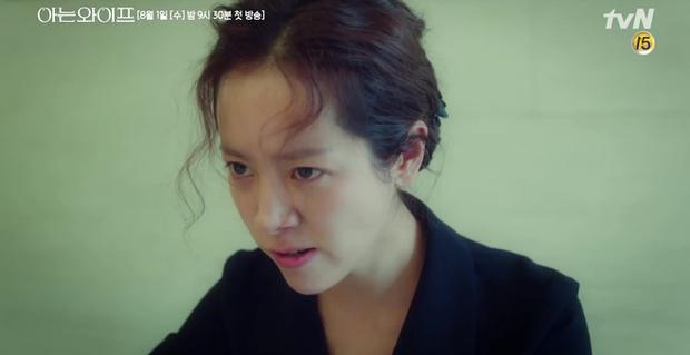 Xu hướng phim Hàn ngay lúc này: Chị đẹp nào cũng bị dìm thành bà thím xấu đến tả tơi - Ảnh 4.