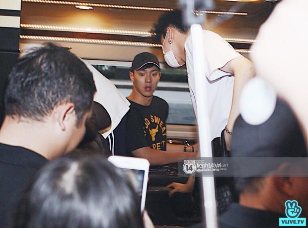 Nữ thần lai Nancy gây sốt vì quá đẹp, MOMOLAND và Monsta X khiến sân bay Tân Sơn Nhất vỡ trận - Ảnh 26.