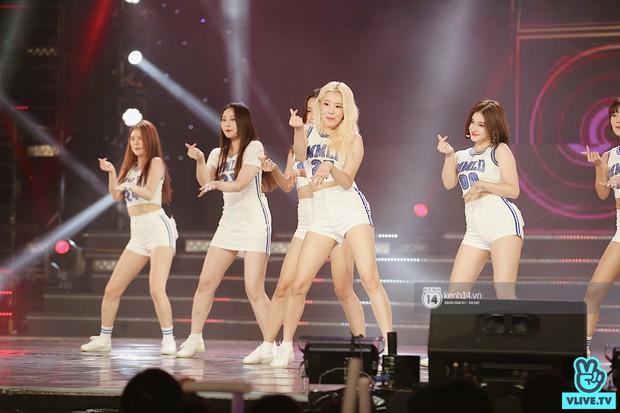 MOMOLAND quẩy hết cỡ với 2 hit trăm triệu view bên Monsta X, Thu Minh và Tóc Tiên đẳng cấp trong show Hàn-Việt - Ảnh 8.