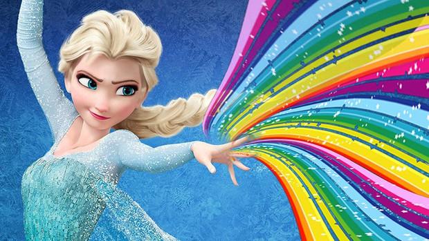 Elsa sẽ là công chúa Disney đồng tính nữ đầu tiên trong Frozen 2? - Ảnh 3.