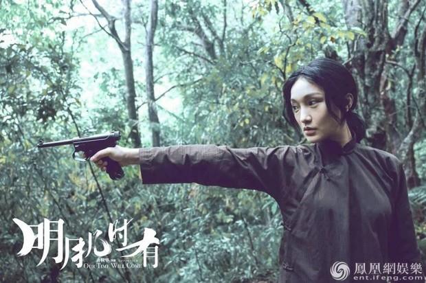 Loạt khoảnh khắc chứng tỏ khả năng diễn xuất vô địch của chị đại Châu Tấn - Ảnh 6.