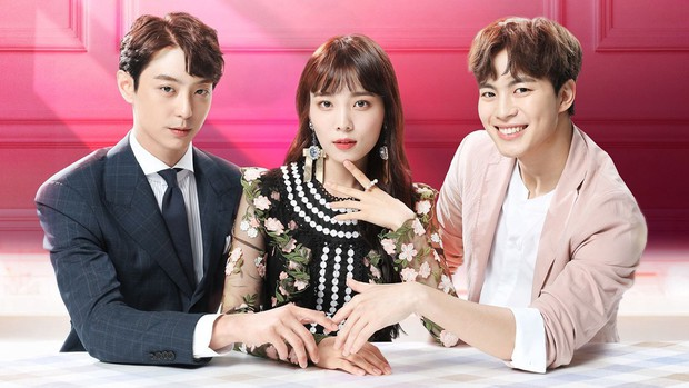 Witchs Love: Chuyện tình tay ba giữa hai soái ca và cô nàng phù thủy xứ Hàn - Ảnh 1.