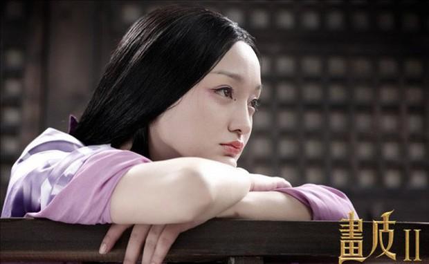Loạt khoảnh khắc chứng tỏ khả năng diễn xuất vô địch của chị đại Châu Tấn - Ảnh 8.