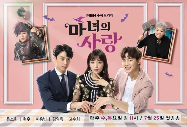 Witchs Love: Chuyện tình tay ba giữa hai soái ca và cô nàng phù thủy xứ Hàn - Ảnh 9.
