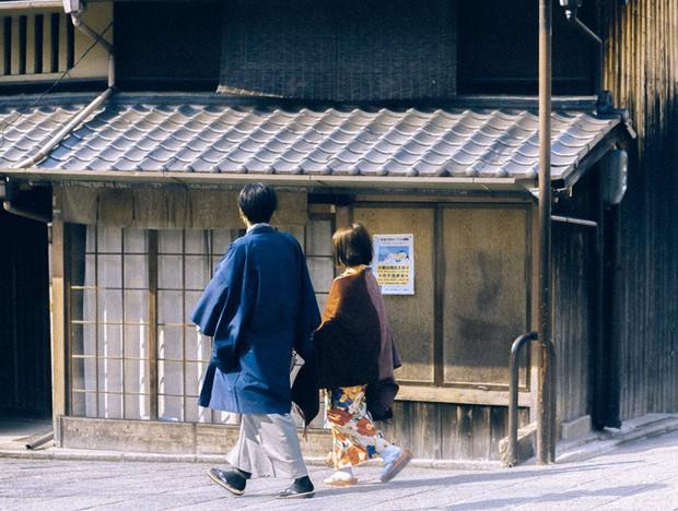 Bộ ảnh ở Kyoto này sẽ cho bạn thấy một Nhật Bản rất khác: Bình yên, dịu dàng và đẹp như những thước phim điện ảnh - Ảnh 9.