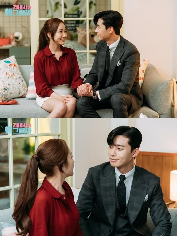 4 cặp đôi Hàn bị tung chứng cứ vẫn chối bay chuyện phim giả tình thật: Người nói dối, kẻ đáp trả quá gắt - Ảnh 8.