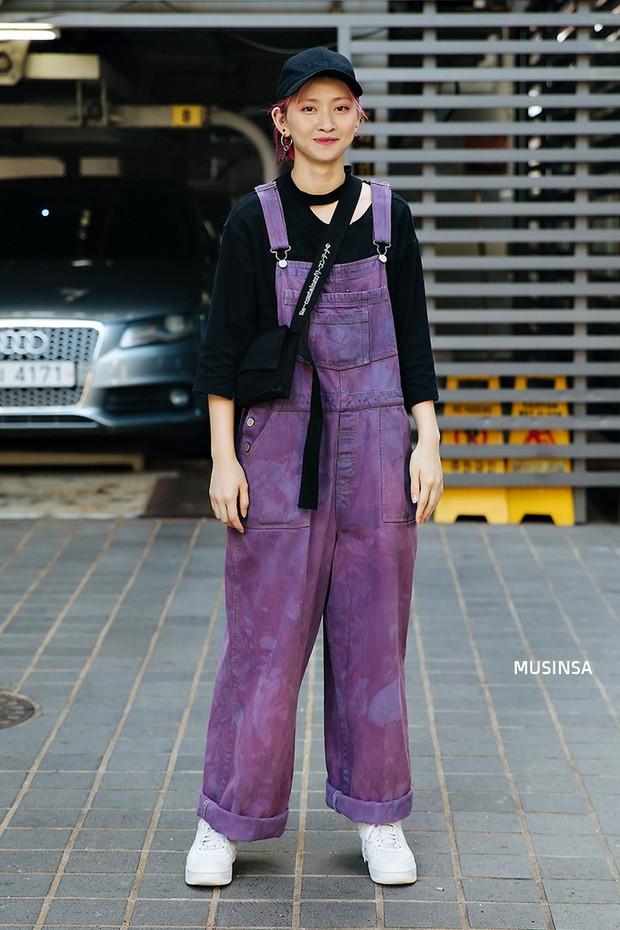 Bí kíp mặc đẹp của giới trẻ Hàn tuần qua gói gọn trong 2 thứ: quần cạp cao và sự đơn giản - Ảnh 6.