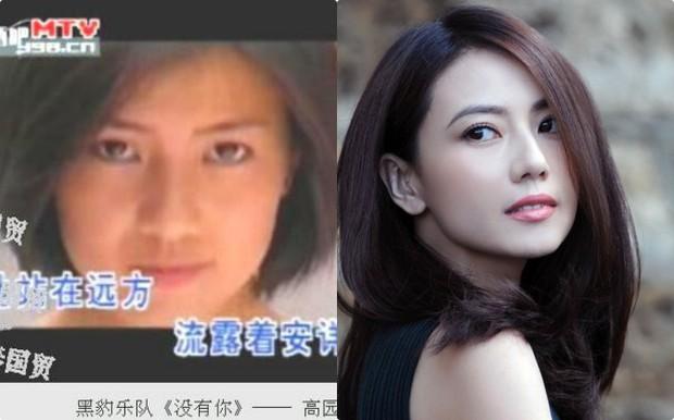 Nhìn lại nhan sắc của top mỹ nhân hạng A Cbiz thuở mới chỉ là diễn viên đóng MV - Ảnh 2.