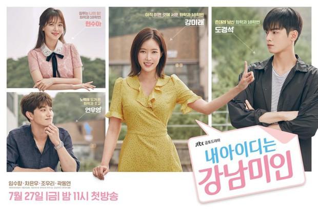 Mỹ Nhân Gangnam: Một thế hệ Hàn Quốc ám ảnh ngoại hình, chấp nhận làm quái vật dao kéo - Ảnh 1.
