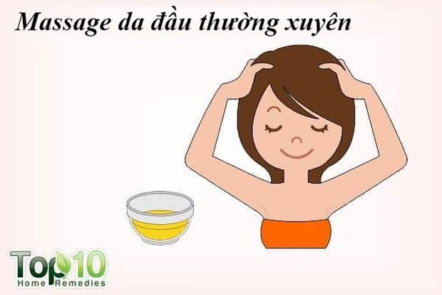Mách nhỏ, 10 cách trị rụng tóc từ thiên nhiên hiệu quả nhất - Ảnh 1.