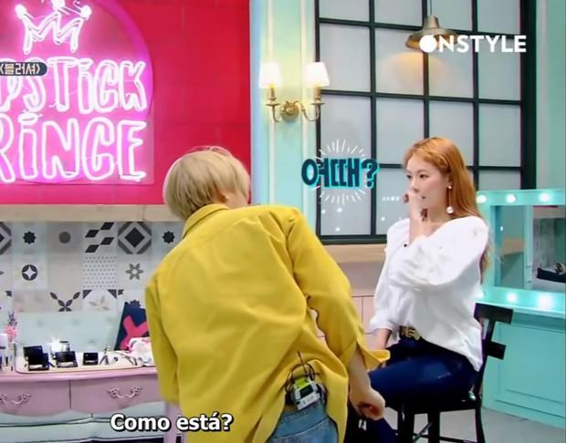 Trước khi công khai, Hyuna và bạn trai đã tình bể bình trên show thực tế - Ảnh 4.