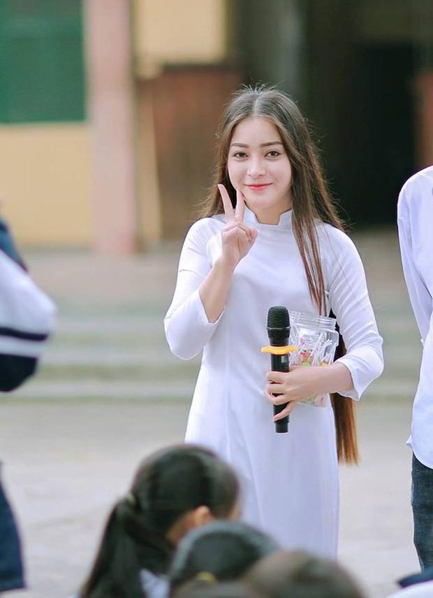Vì vẻ bề ngoài nổi bật, nữ sinh Hà Nội 18 tuổi luôn bị hiểu lầm từ bé đến lớn - Ảnh 3.