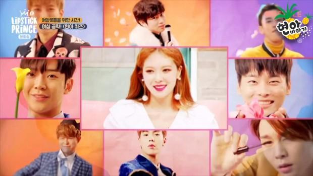 Trước khi công khai, Hyuna và bạn trai đã tình bể bình trên show thực tế - Ảnh 5.
