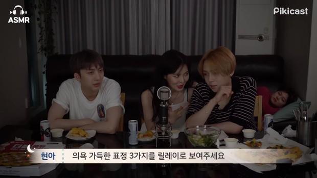 Trước khi công khai, Hyuna và bạn trai đã tình bể bình trên show thực tế - Ảnh 11.