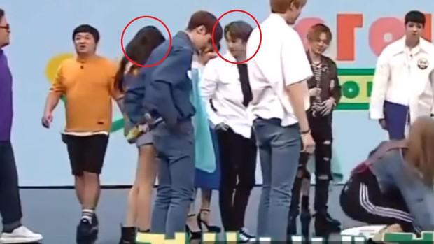Đàn em chung nhà với Hyuna bị soi khoảnh khắc tình cảm trên show thực tế sau khi xác nhận chia tay - Ảnh 7.