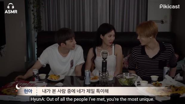Trước khi công khai, Hyuna và bạn trai đã tình bể bình trên show thực tế - Ảnh 13.
