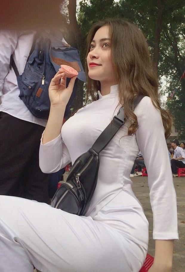 Vì vẻ bề ngoài nổi bật, nữ sinh Hà Nội 18 tuổi luôn bị hiểu lầm từ bé đến lớn - Ảnh 8.
