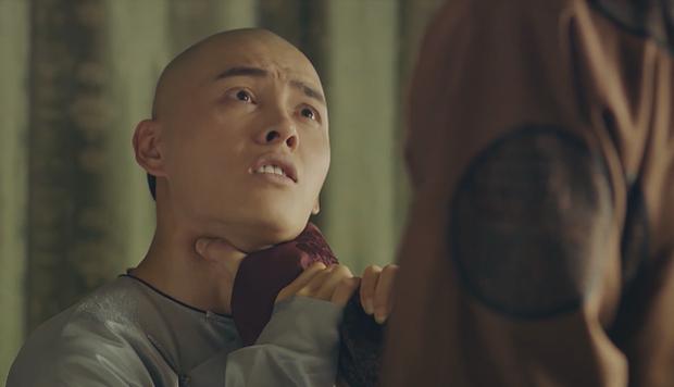 Diên Hi Công Lược tập 24: Phó Hằng bảo vệ Anh Lạc, bóp cổ Hòa Thân Vương  - Ảnh 15.