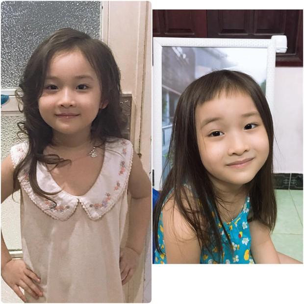 Thấy tóc mái ngố dễ thương, cô chị đem em gái ra làm thí nghiệm nhưng nhìn thành quả qua gương chỉ muốn khóc banh trời - Ảnh 2.