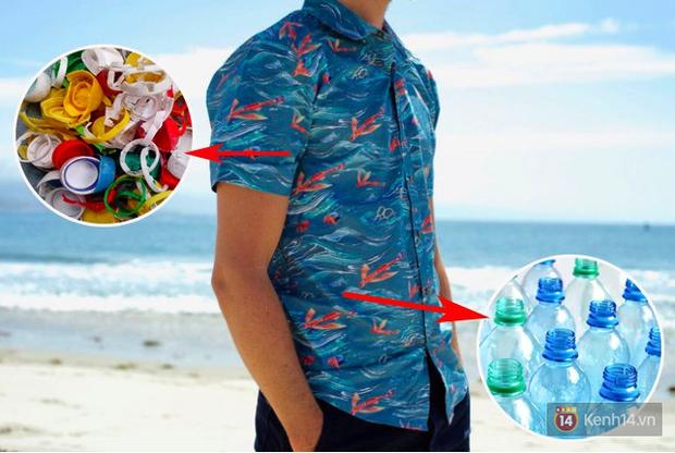Bất ngờ với sáng kiến tái chế rác nhựa: biến thành túi xách, khăn tắm và... đồ bơi - Ảnh 3.