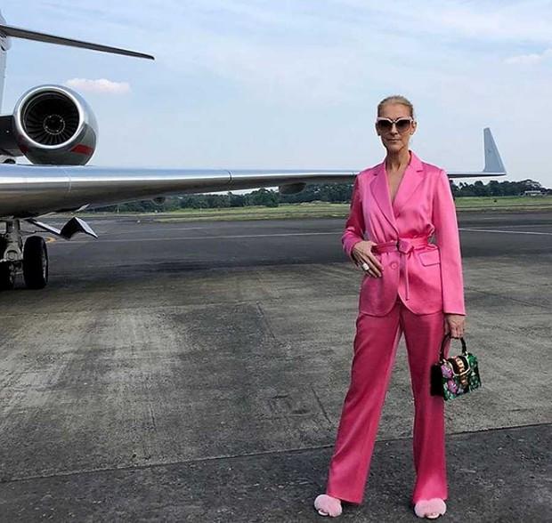 Đỉnh cao của lão hóa ngược: Đã 50 mà Celine Dion vẫn lên đồ siêu gắt, giới IT girl còn phải chạy dài! - Ảnh 2.