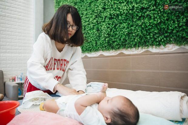 Thanh Trần kể chuyện làm vợ, làm dâu: Có thể ngủ đến 12h trưa, mẹ chồng trông con bắt vợ chồng đi ăn, đi chơi - Ảnh 10.