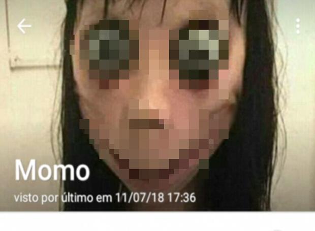 Momo, phiên bản mới của trò chơi tự sát cá voi xanh đang lan truyền nỗi sợ hãi mới trên mạng xã hội - Ảnh 1.