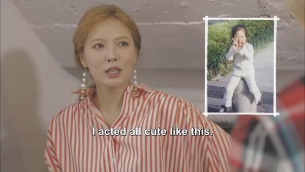 Hyuna có biểu cảm gì khi nghe bạn trai khẳng định mình là... trai tân? - Ảnh 2.