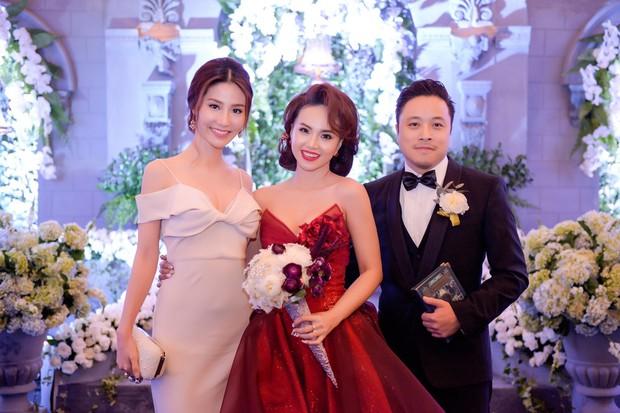 Đinh Ngọc Diệp đang mang thai con đầu lòng sau hơn 2 năm kết hôn với Victor Vũ? - Ảnh 3.